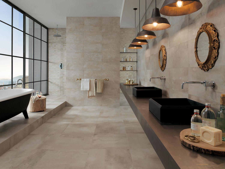 Vasca Da Bagno Quale Scegliere : Scegliere le piastrelle bagno u novoceram