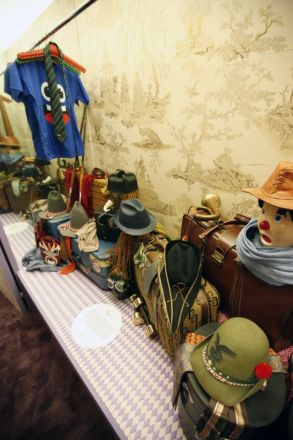 L'armadio di Mister X ai Designer's Days 2010