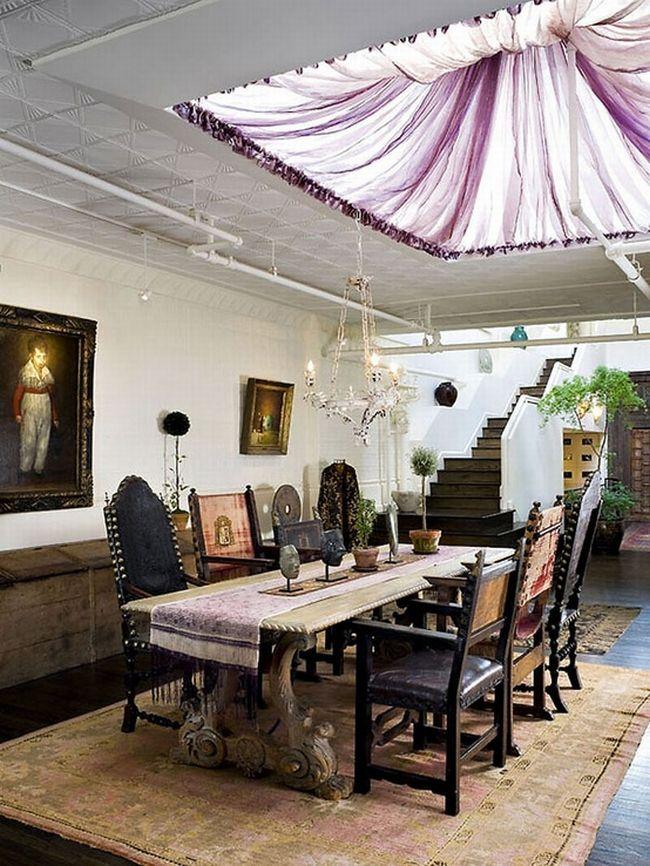 Il patchwork delle sedie nella decorazione d 39 interni - Blog decorazione interni ...