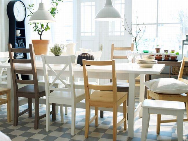 Il patchwork delle sedie nella decorazione d 39 interni for Blog decorazione interni