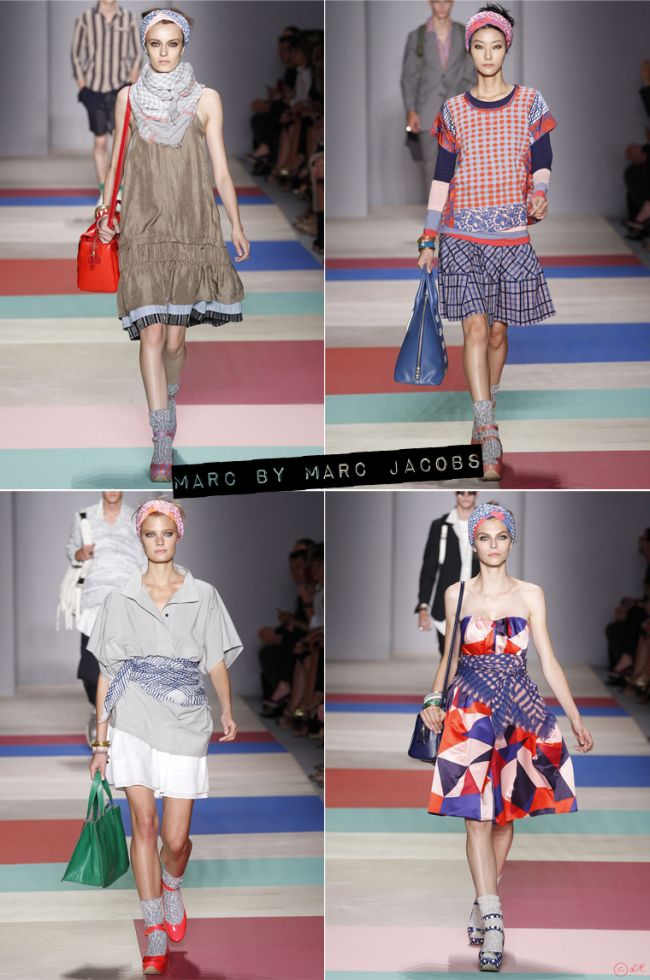 Marc Jacobs Fashion week NY 2013 spring summer