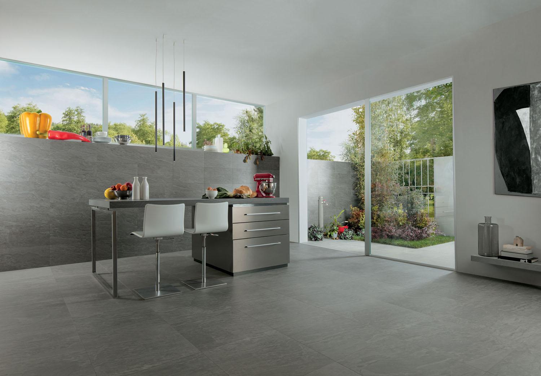 Piastrelle per la cucina: come scegliere il gres porcellanato per la