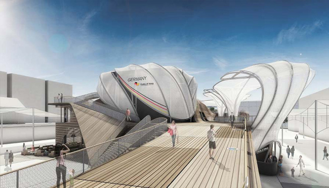 pavillon allemand exposition universelle 2015