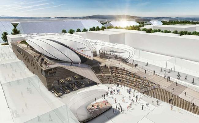 exposition universelle 2015 pavillon allemand
