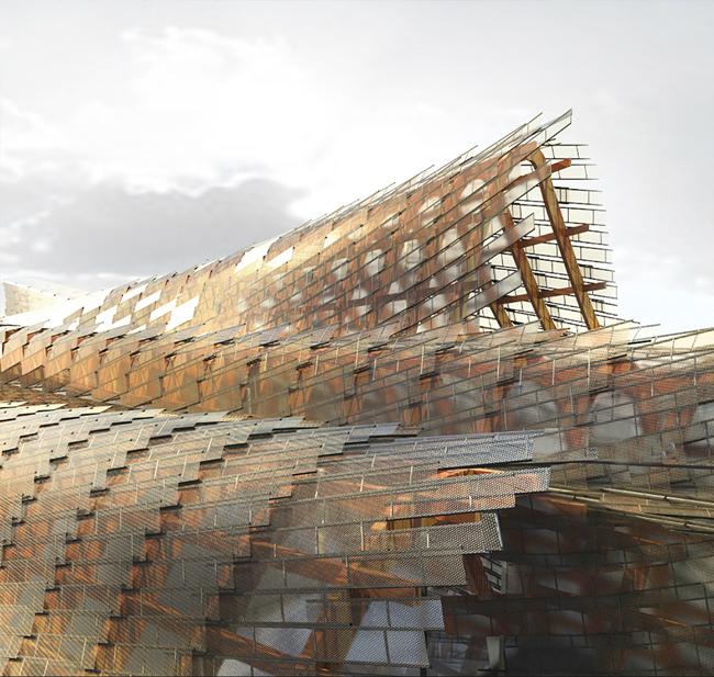 pavillon de la chine expo2015