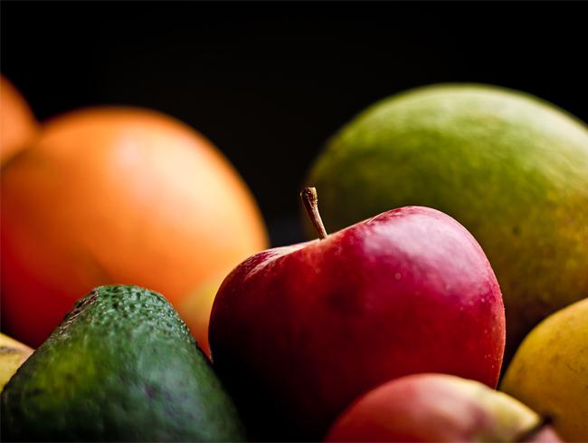 les fruits les légumineuses