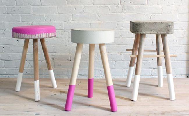 Come costruire uno sgabello in legno o cemento scopri il tutorial