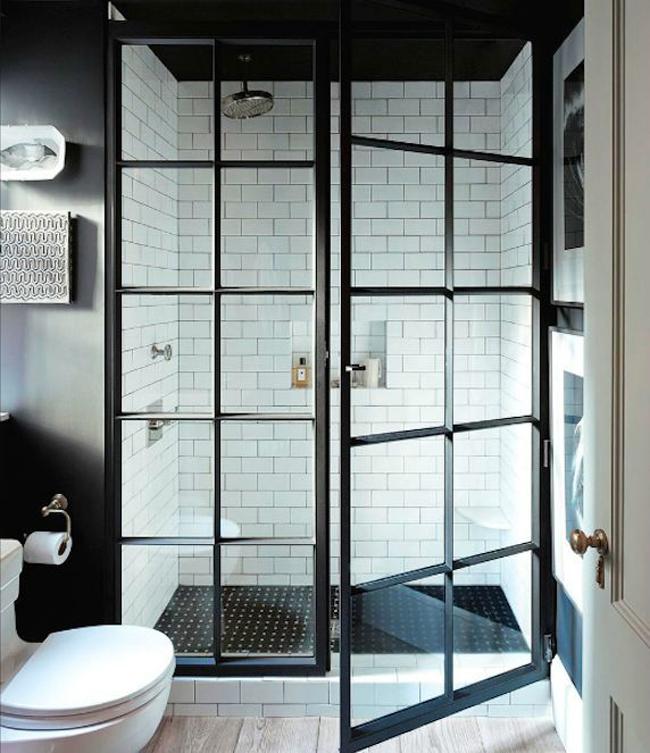 Vetrate per doccia