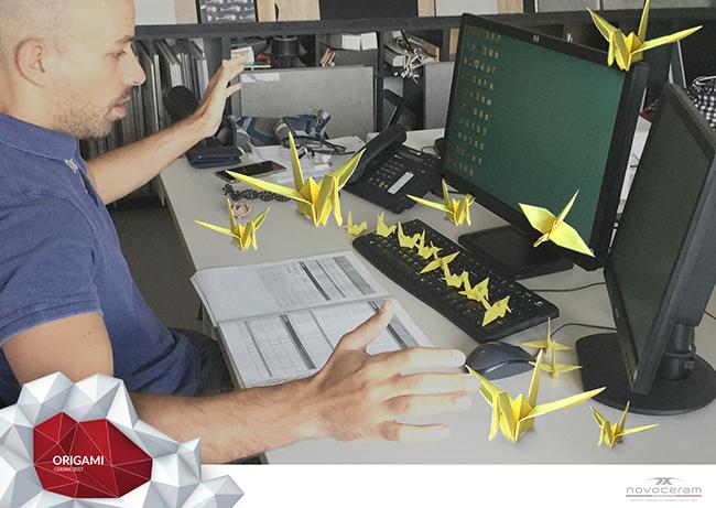 Invasion Origami