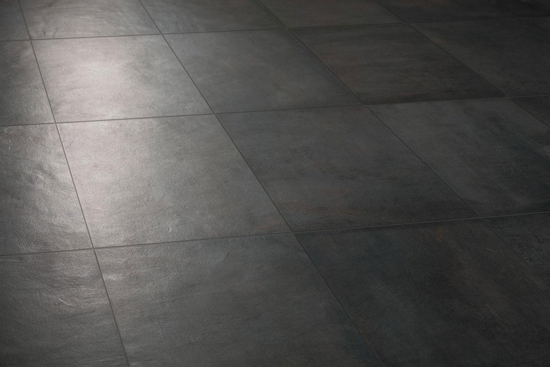 Piastrelle grigio scuro per bagno gres porcellanato antracite