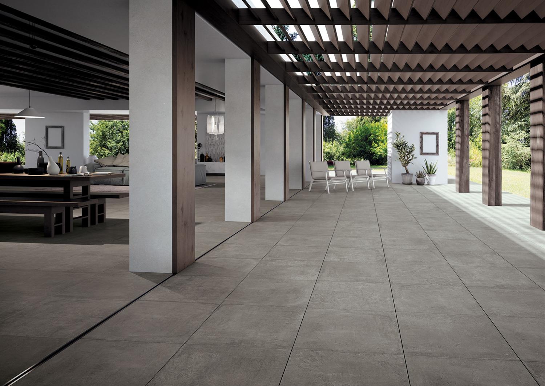 Piastrelle per pavimento esterno gres porcellanato per pavimenti
