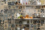 Gres porcellanato effetto maiolica piastrelle azulejos e maiolica