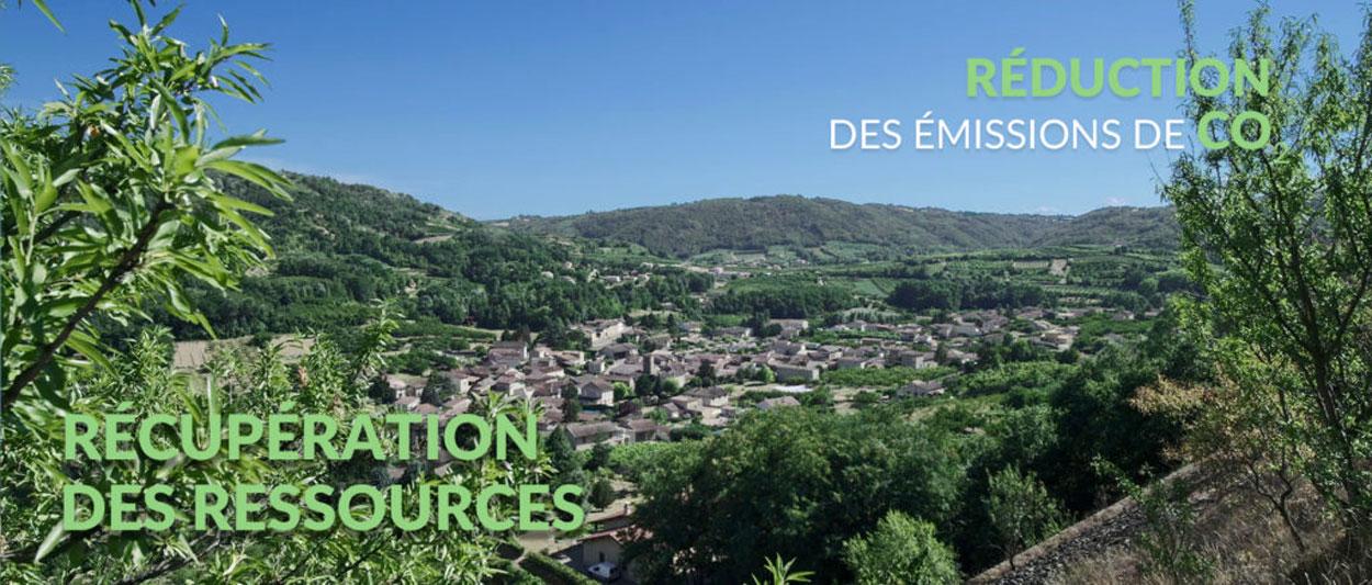Riduzione di emissioni di CO2