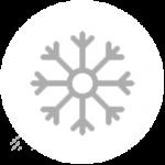 Resistente al gelo e agli sbalzi di temperatura