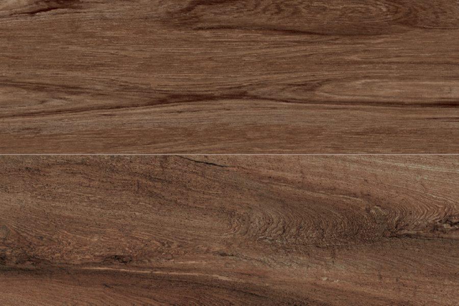 Piastrelle effetto legno per attività commerciale in gres porcellanato