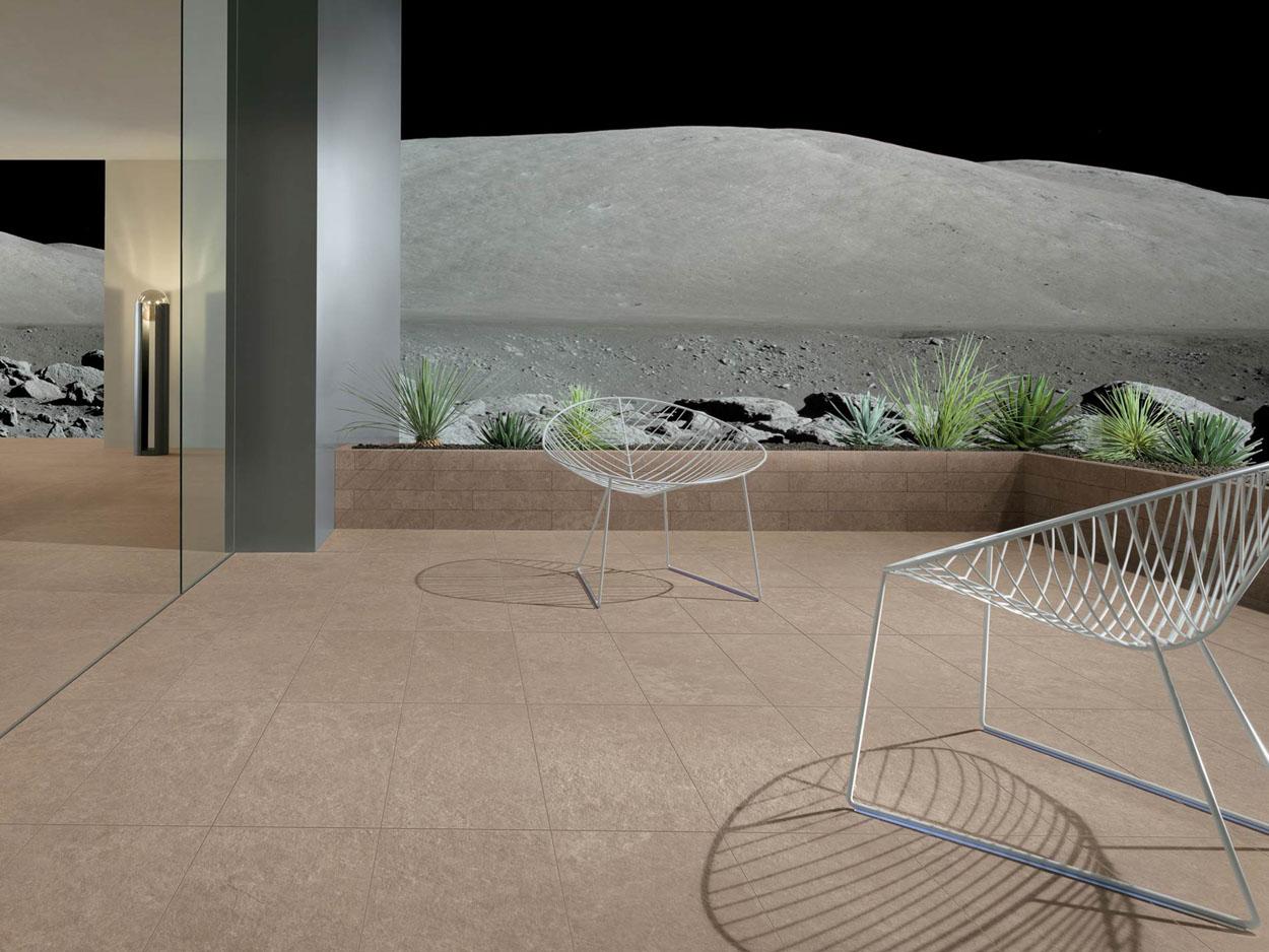 Piastrelle per terrazzo e balcone in gres porcellanato - Piastrelle balcone ...