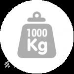 resistente ai carichi pesanti