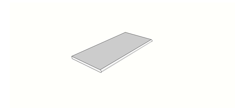 """Bordo arrotondato <span style=""""white-space:nowrap;"""">30x60 cm</span>  <span style=""""white-space:nowrap;"""">sp. 20mm</span>"""