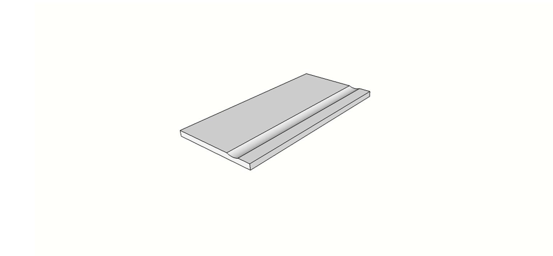 """Bordo svasato rettilineo <span style=""""white-space:nowrap;"""">30x60 cm</span>  <span style=""""white-space:nowrap;"""">sp. 20mm</span>"""