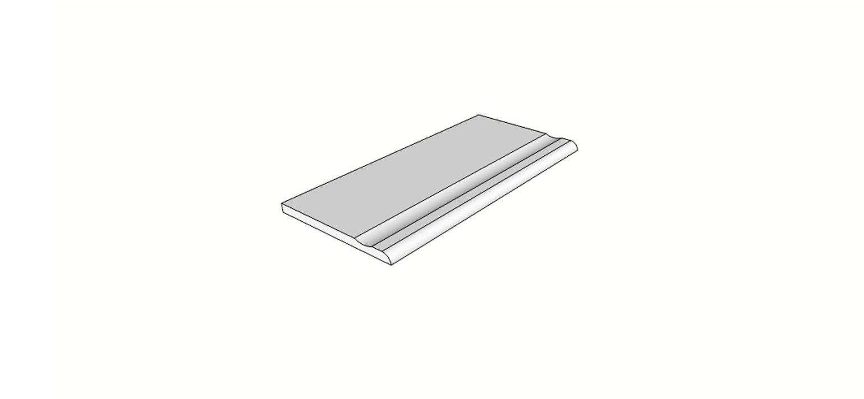 """Bordo svasato a becco di civetta <span style=""""white-space:nowrap;"""">30x60 cm</span>  <span style=""""white-space:nowrap;"""">sp. 20mm</span>"""
