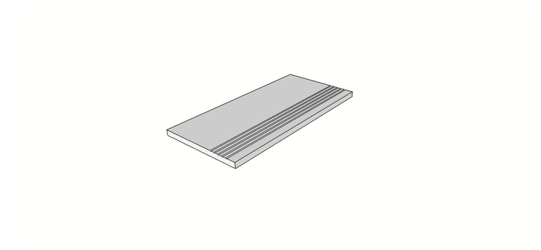 "Bordo rettilineo con antisdrucciolo <span style=""white-space:nowrap;"">30x60 cm</span>  <span style=""white-space:nowrap;"">sp. 20mm</span>"