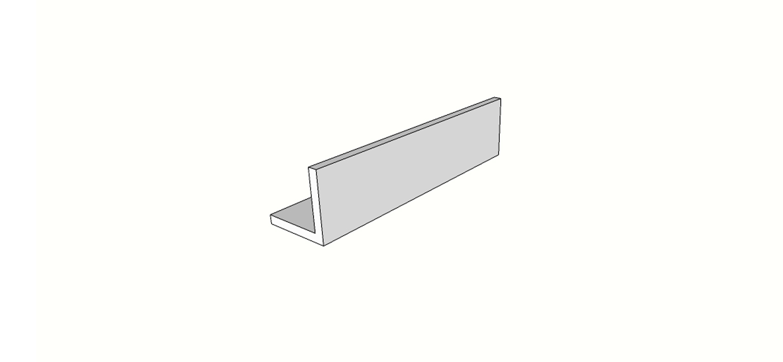 "Bordo a L <span style=""white-space:nowrap;"">15x60 cm</span>  <span style=""white-space:nowrap;"">sp. 20mm</span>"