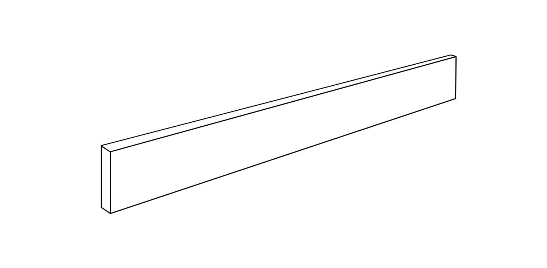 "Battiscopa <span style=""white-space:nowrap;"">7,2x60 cm</span>"