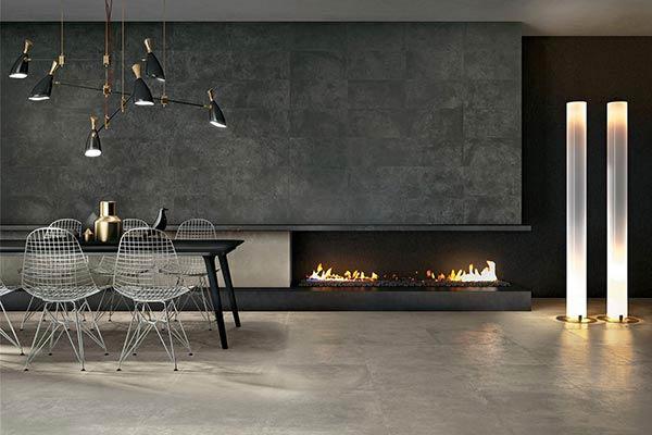 ceramica soggiorno pavimenti interni