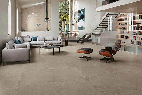 gres pavimenti interno cemento