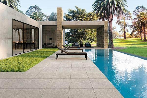 piastrelle aspetto pietra pavimento esterno