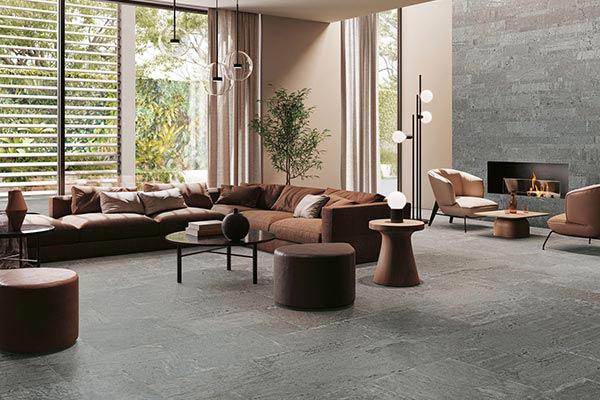 piastrelle stile pietra pavimento