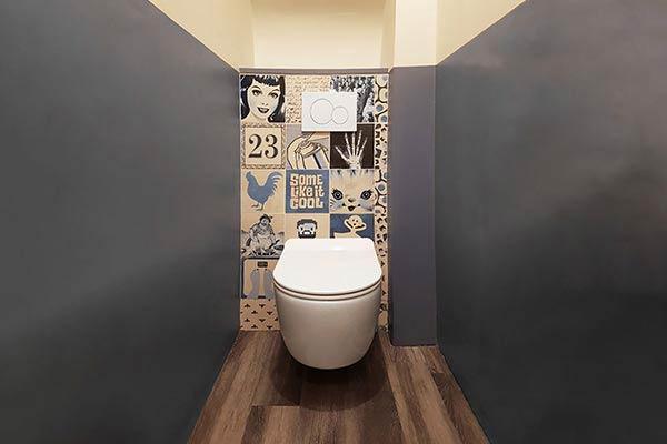 piastrelle toilette pavimenti interni